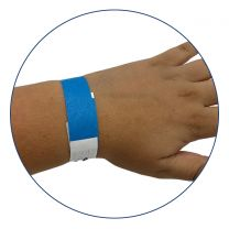 Detectable Litter-Free Wristbands (Pack of 100)